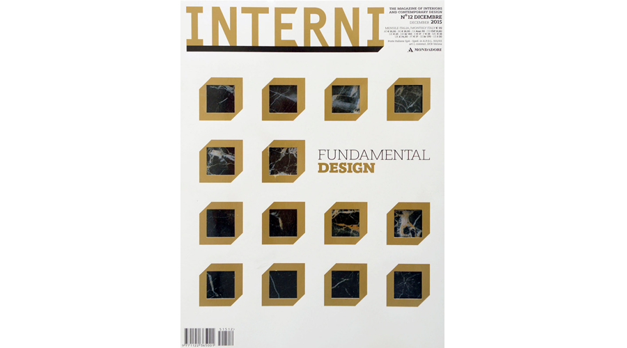 Interni Magazine, December 2015